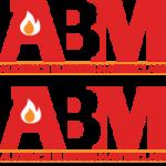 ABM double logo